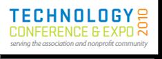 Tech Conf. 2010 Logo