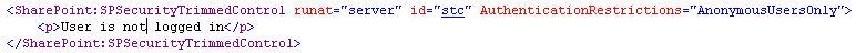 AnonUsersOnly-Code